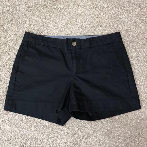 Banana Republic Pants - 💕NWOT Black Banana Republic Shorts Hampton Fit💕